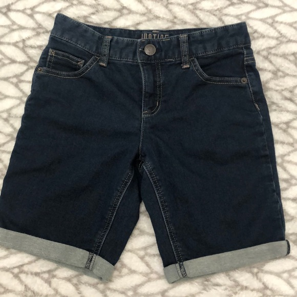 """Justice Other - Long Jean shorts by """"justice"""""""